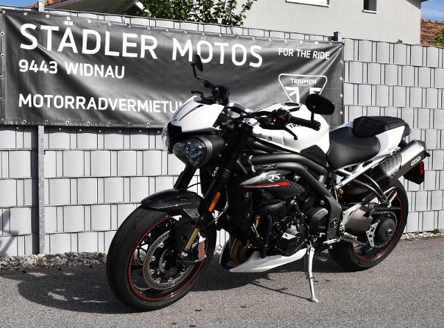 Acheter une moto TRIUMPH Speed Triple 1050 RS Sonderausstattung Occasions
