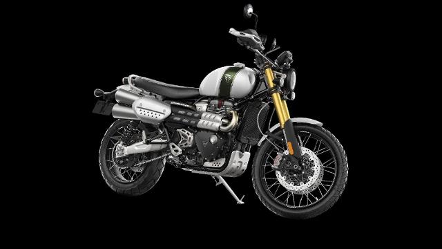 Acheter une moto TRIUMPH Scrambler 1200 XE neuve