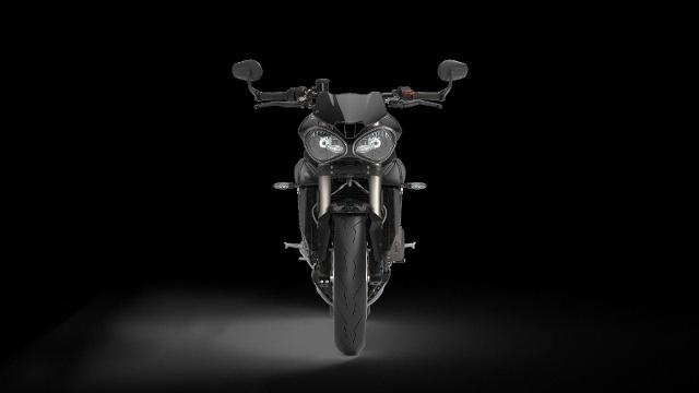 Acheter une moto TRIUMPH Street Triple 765 RS AKTION STREET TRIPLE EXTRA neuve