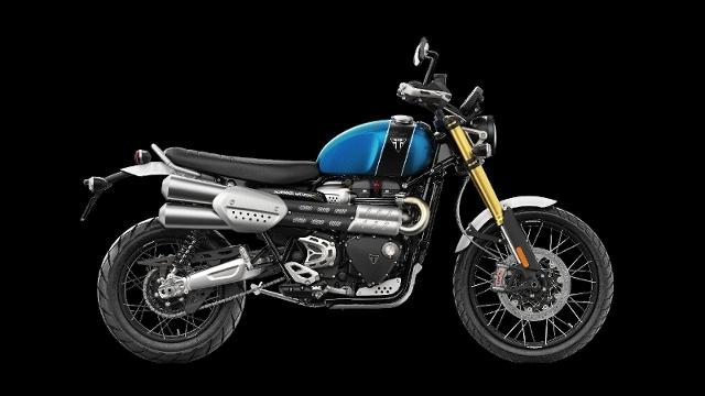 Motorrad kaufen TRIUMPH Scrambler 1200 XE Neufahrzeug