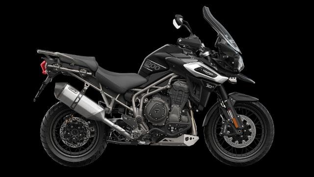Acheter une moto TRIUMPH Tiger 1200 XCA Alu-Kofferset & Halterungen Gratis neuve