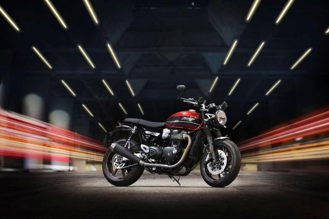 Acheter une moto TRIUMPH Speed Twin 1200 neuve