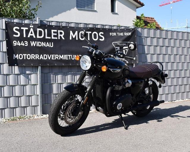 Acheter une moto TRIUMPH Bonneville T120 1200 Occasions