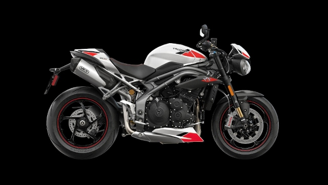 Motorrad kaufen TRIUMPH Speed Triple 1050 RS Aktion Speed Triple Extra Neufahrzeug