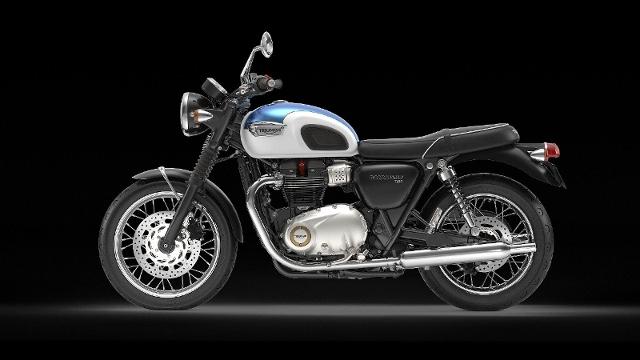 Acheter une moto TRIUMPH Bonneville T100 900 ABS neuve