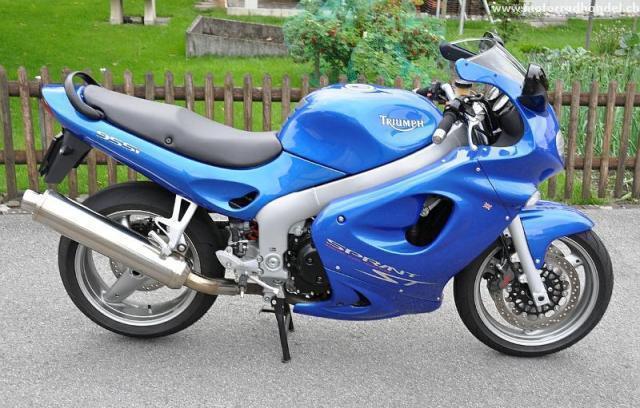 Acheter une moto TRIUMPH Sprint 955 ST I.E. Occasions