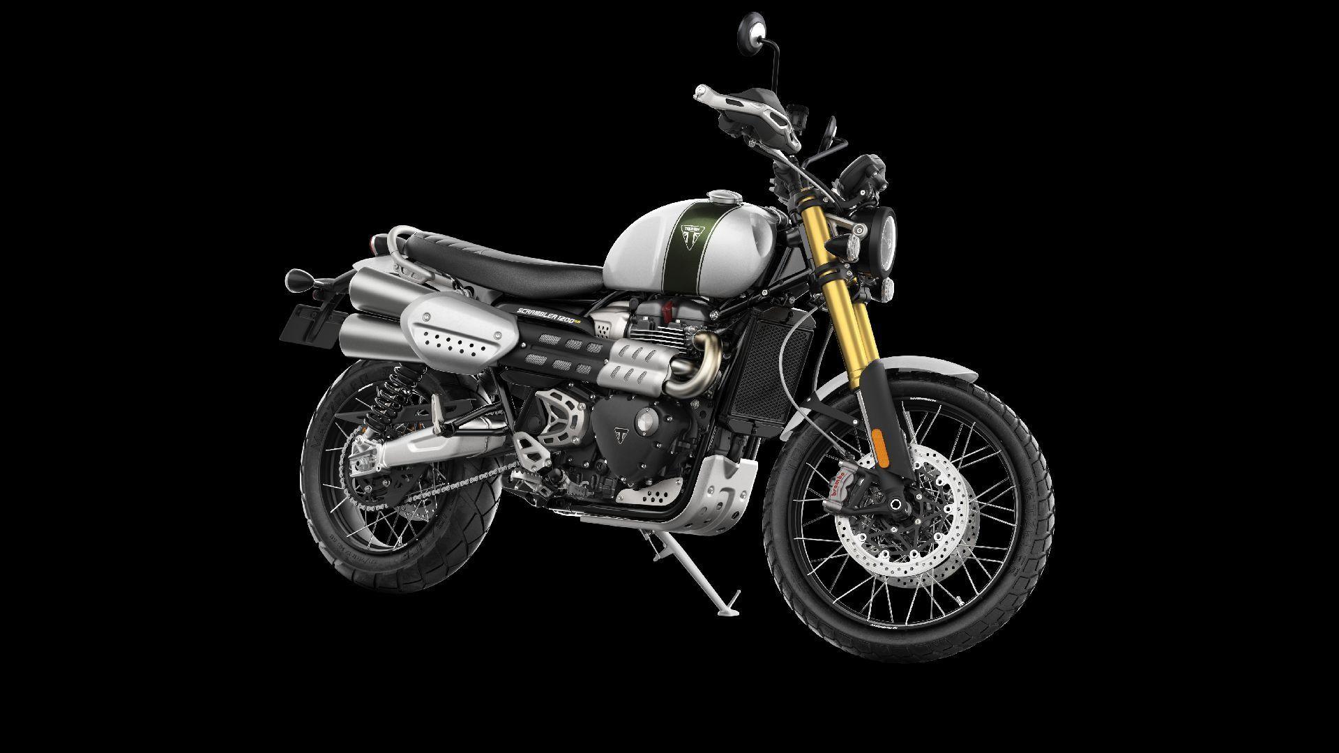 Louer moto TRIUMPH Scrambler 1200 XE