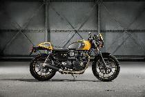 Acheter une moto neuve TRIUMPH Street Cup 900 ABS (retro)