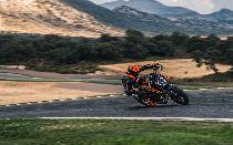 Louer moto KTM 790 Duke (Naked)