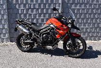 Acheter une moto Occasions TRIUMPH Tiger 800 XRT ABS (enduro)