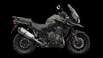 Motorrad Mieten & Roller Mieten TRIUMPH Tiger 1200 XCX (Enduro)