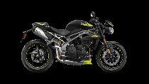 Motorrad Mieten & Roller Mieten TRIUMPH Speed Triple 1050 RS (Naked)