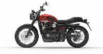 Acheter une moto neuve TRIUMPH Street Scrambler 900 (retro)