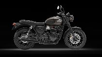 Töff kaufen TRIUMPH Bonneville T100 900 AKTION GEAR UP Retro