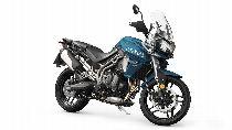 Louer moto TRIUMPH Tiger 800 XRT (Enduro)