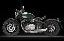 Acheter une moto neuve TRIUMPH Bonneville 1200 Bobber (retro)