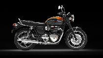 Acheter une moto neuve TRIUMPH Bonneville T120 1200 (retro)
