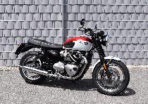 Rent a motorbike TRIUMPH Bonneville T120 1200 (Retro)