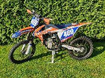Acheter une moto Occasions KTM 450 SX-F (motocross)