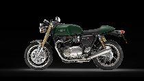 Acheter une moto neuve TRIUMPH Thruxton 1200 R ABS (retro)