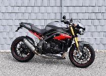 Motorrad kaufen Occasion TRIUMPH Speed Triple 1050 R ABS (naked)