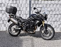 Motorrad kaufen Occasion TRIUMPH Tiger 800 ABS (enduro)