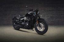 Acheter une moto neuve TRIUMPH Bonneville T120 1200 Bobber (retro)