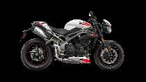 Töff kaufen TRIUMPH Speed Triple 1050 RS Leasing 2.95% Naked