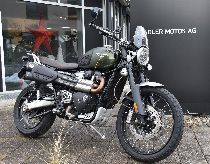 Motorrad kaufen Occasion TRIUMPH Scrambler 1200 XC (retro)