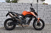 Acheter une moto Occasions KTM 790 Duke (naked)
