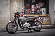 Acheter une moto neuve TRIUMPH Bonneville T120 1200 ABS (retro)