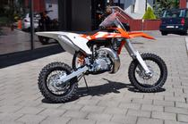 Töff kaufen KTM 50 SX Cross Reduziert Motocross