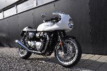 Acheter une moto neuve TRIUMPH Thruxton 1200 ABS (retro)
