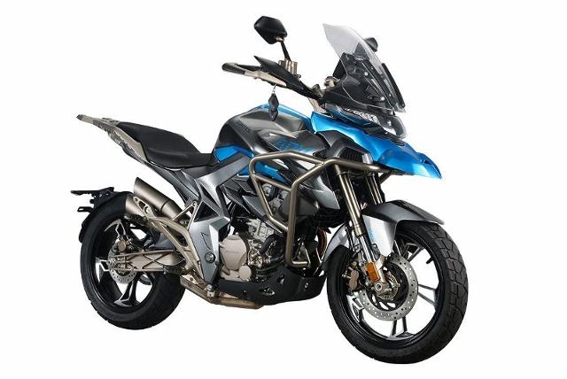 Motorrad kaufen ZONTES ZT 310 T Neufahrzeug