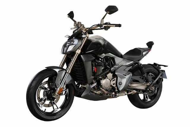 Motorrad kaufen ZONTES V 310 Neufahrzeug