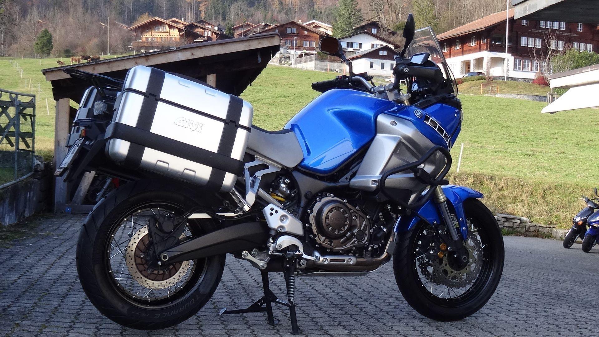 2011 Yamaha XT 1200Z Super Tenere - Moto.ZombDrive.COM