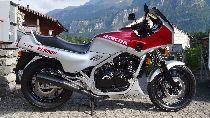 Motorrad kaufen Occasion HONDA VF 1000 F (touring)