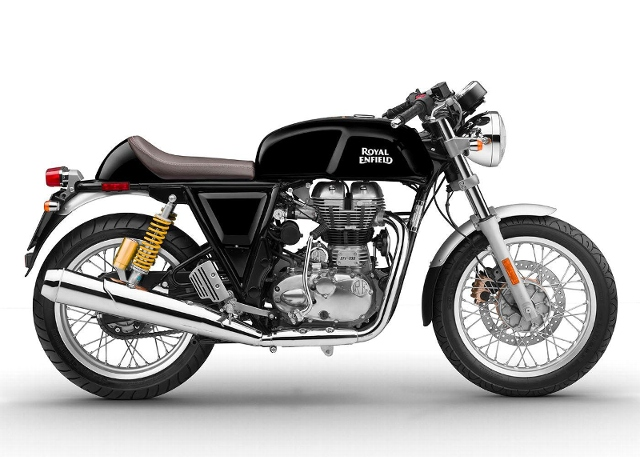 Motorrad kaufen ROYAL-ENFIELD Continental GT 535 Occasion