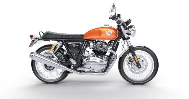 Motorrad kaufen ROYAL-ENFIELD Interceptor 650 Twin Neufahrzeug