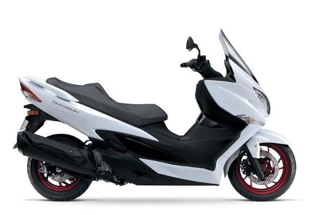 Motorrad kaufen SUZUKI AN 400 Burgman A Neufahrzeug