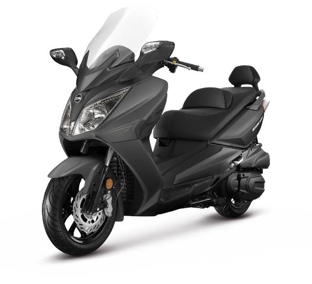 Motorrad kaufen SYM GTS 125i ABS Neufahrzeug