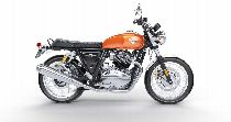 Acheter une moto Occasions ROYAL-ENFIELD Interceptor 650 Twin (retro)