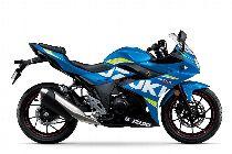 Motorrad kaufen Neufahrzeug SUZUKI GSX-R 250 (sport)