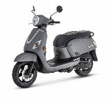 Rent a motorbike SYM Fiddle 3 125 (Scooter)