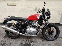 Motorrad kaufen Occasion ROYAL-ENFIELD Interceptor 650 Twin (retro)