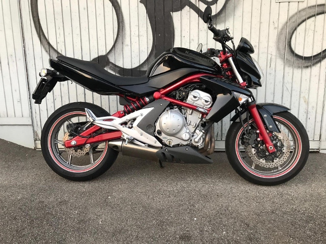 Motorrad kaufen KAWASAKI ER-6n ABS Export