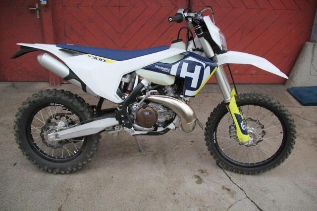 Motorrad kaufen HUSQVARNA 300i TE Occasion