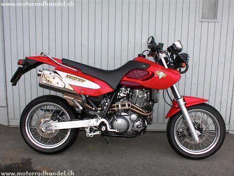 Motorrad kaufen MZ 660 Mastiff Occasion