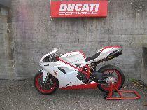 Motorrad kaufen Occasion DUCATI 848 Superbike Evo (sport)