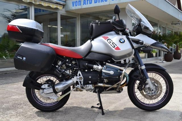Motorrad kaufen BMW R 1150 GS Adventure ABS Occasion
